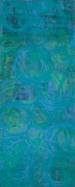 , 'Fluvial Pattern,' 2017, Goodwin Fine Art