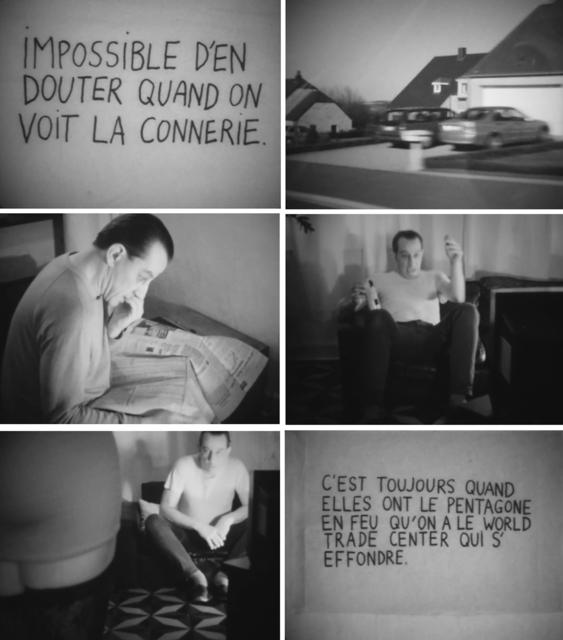 , 'Film N°18,' 2001, Nadja Vilenne