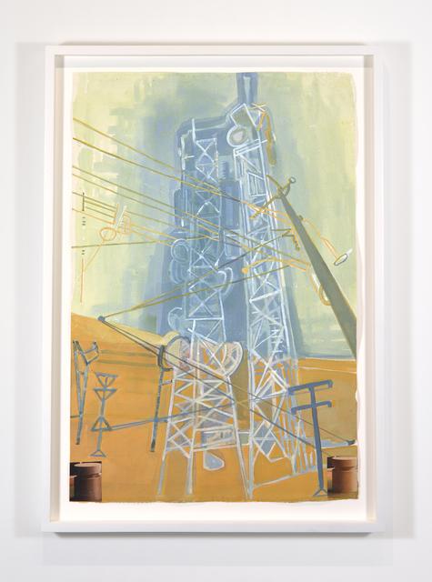 , 'Apparatus 4,' 2015, Lesley Heller Gallery