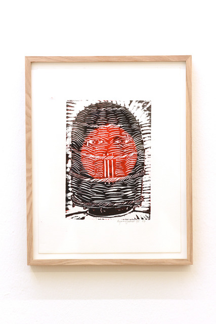 , 'o.T. (1/5),' 2018, Galerie Britta von Rettberg