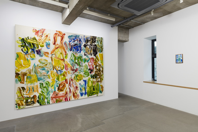 """, '""""I suspect you will dry out this water, or otherwise drink it down. But the water will absolutely not perish. The water simply changed form and moved on..."""" & """"Broom of empty space/ Aufheben"""",' 2016, Takuro Someya Contemporary Art"""