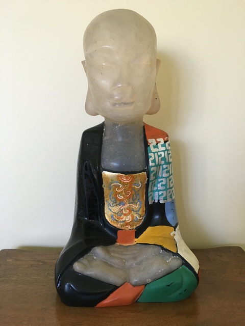 , 'Sitting Lotus Buddha III,' 2015, Ai Bo Gallery