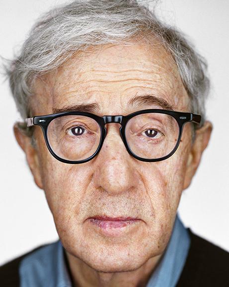 , 'Woody Allen,' , CAMERA WORK