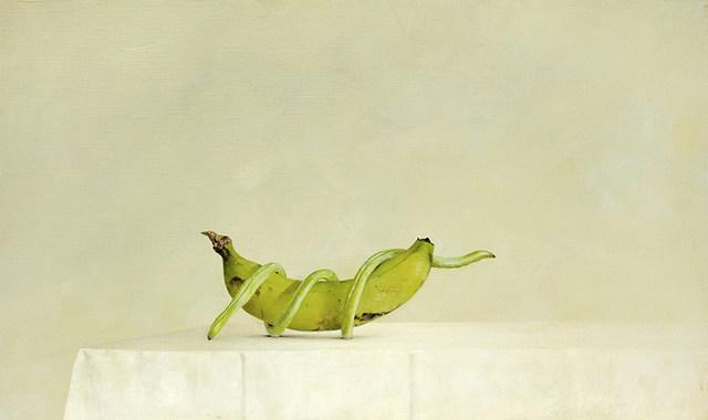 , 'Banana and Long Bean,' 2015, Galerie Huit