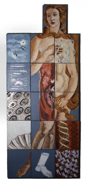 Shanthamani Muddaiah, 'Reconstructing Venus', 2004, Museum of Art & Photography