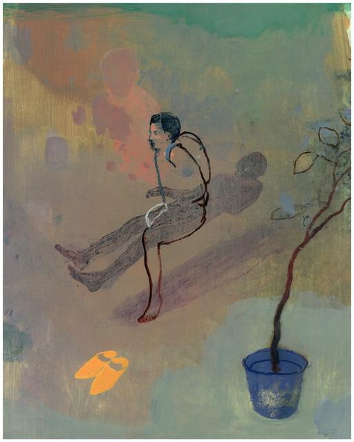 , 'Debout,' 2013, L'Atelier 21