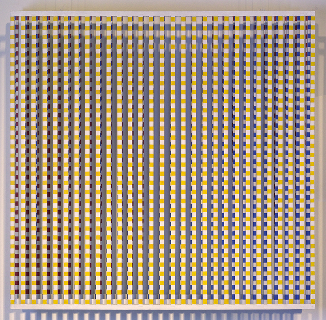 , 'Red, Yellow, Blue Construction,' 1978, Berry Campbell Gallery
