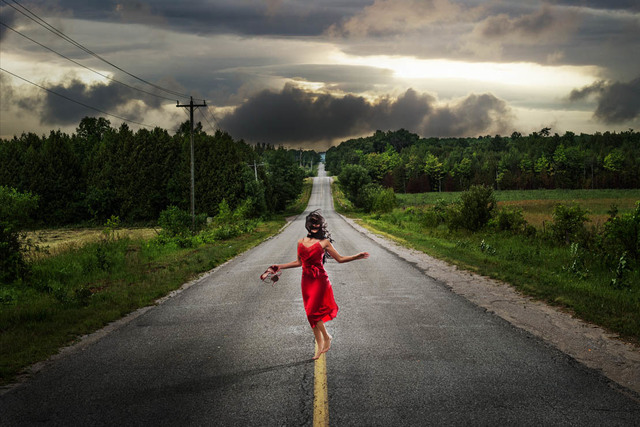 David Drebin, 'On the road again', 2018, Immagis Fine Art Photography