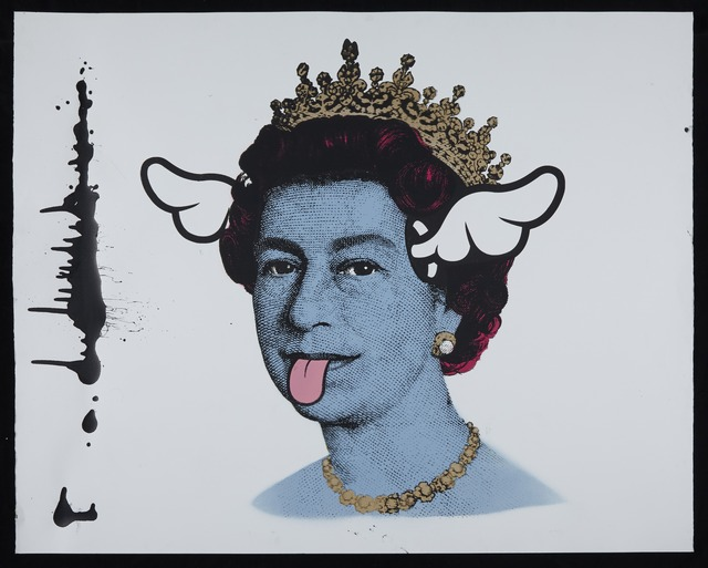, 'Dog Save The Queen HPM, 2014,' 2014, StolenSpace Gallery
