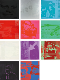 Andy Warhol, 'Flash - November 22, 1963,' 1968, Phillips: Evening and Day Editions