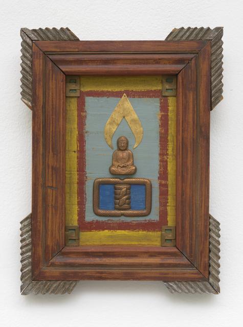 , 'Floating Buddha with Coiled Snake,,' 1993, Roberts & Tilton