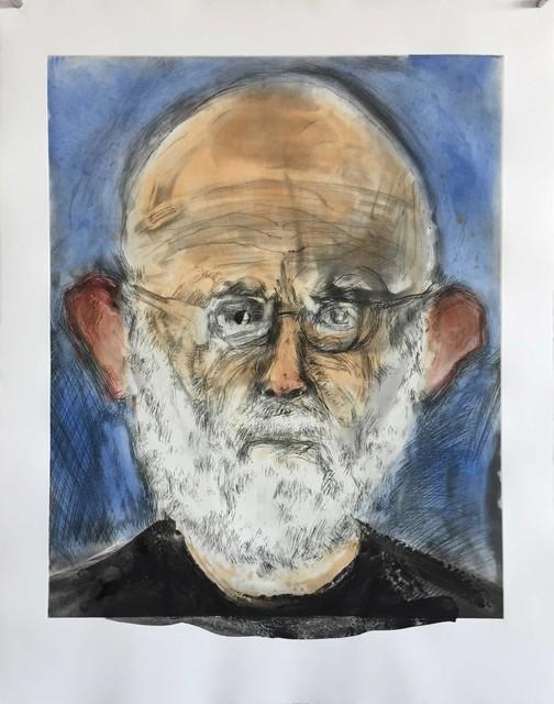 Jim Dine, 'Self-Portrait 6', 2019, Galerie Thomas