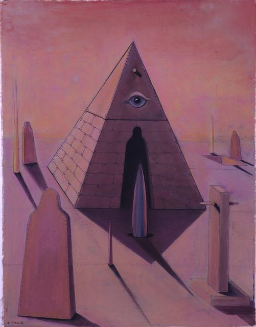 Enrico Pinardi, 'Maze I', Pucker Gallery