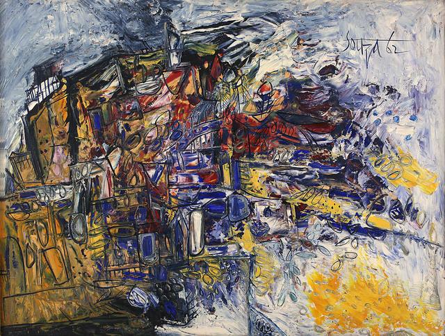 , 'Landscape,' 1962, DAG