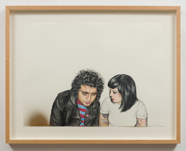 , 'Josué and Tamara,' 2014, Charlie James Gallery