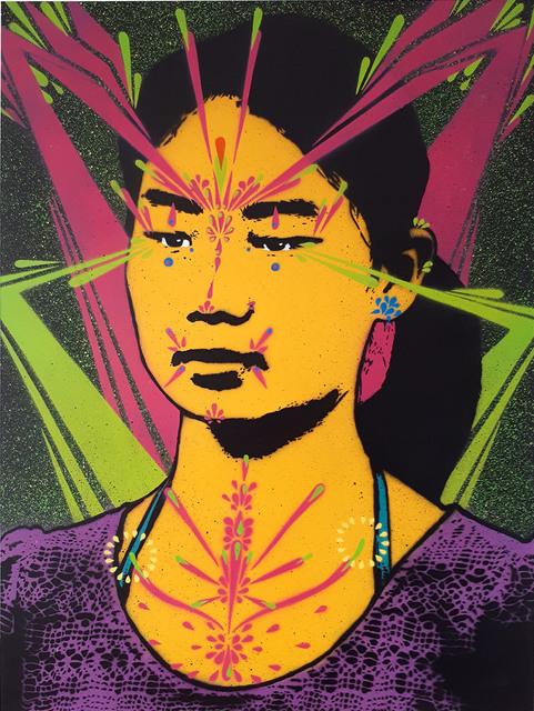 , 'Tiananmen girl,' 2017, Vertical Gallery