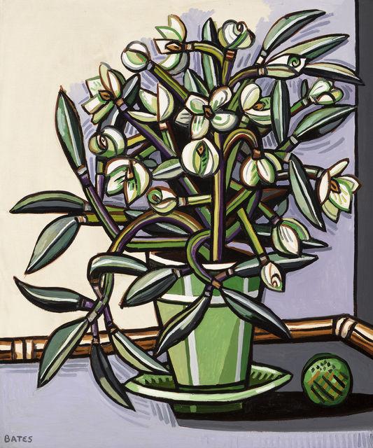 , 'Lenten Rose,' 2017, Arthur Roger Gallery