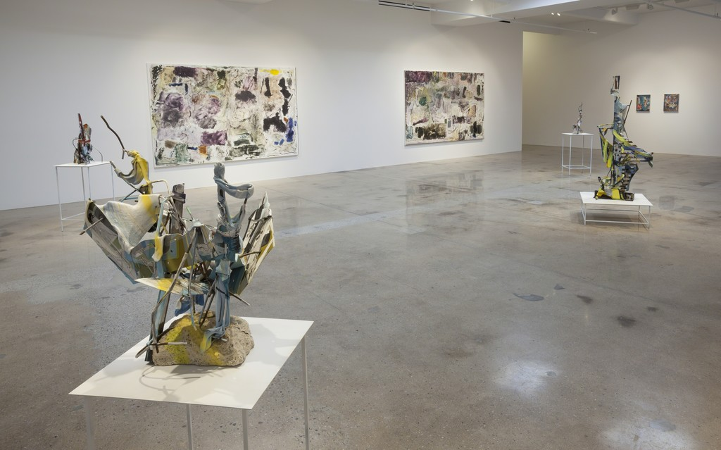 The Conversation, Installation view, Steve Turner, May 2016