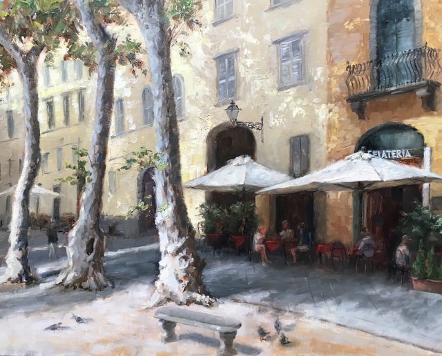 , 'Gelateria,' , Peninsula Gallery