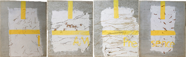 , 'I'm presence, quadriptych,' , AGENCY ART RU