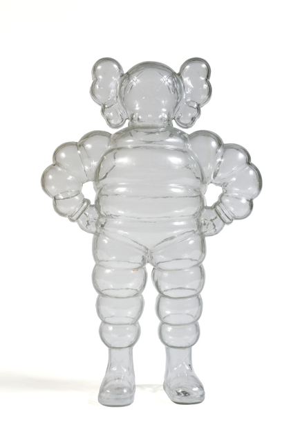 KAWS, 'Chum (Clear)', 2002, Sculpture, Painted cast vinyl, DIGARD AUCTION