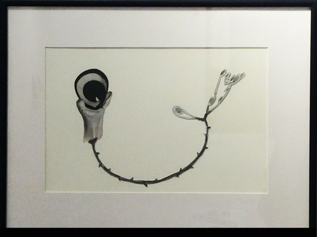 , 'Untitled 2,' 2014, MIYAKO YOSHINAGA