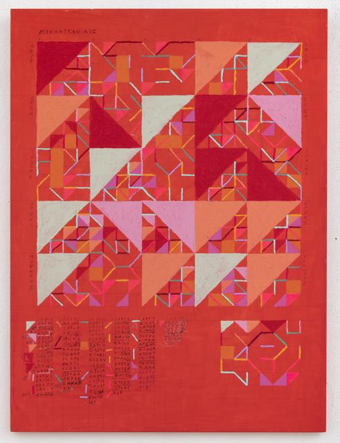 Leslie Roberts, 'MANHATTAN AVENUE', 2019, Minus Space