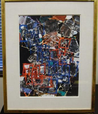 , 'Abstract Compsition,' ca. 1954, SkyGallery