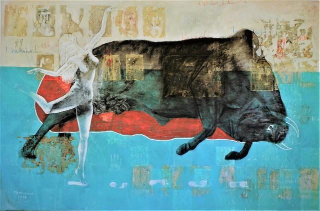 , 'Dance ,' 2016, Mark Hachem Gallery