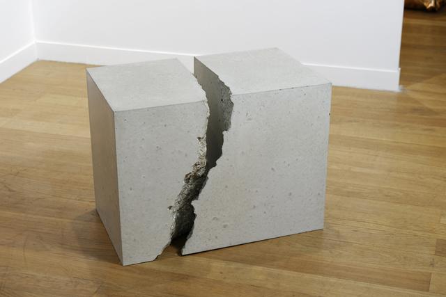 , 'Untitled (Gegenstück),' 2015, Galerie Jocelyn Wolff