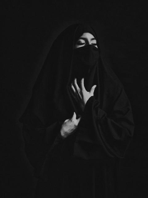 , 'Veiled Woman, from the series 'Karawan',' 2017, Kahmann Gallery
