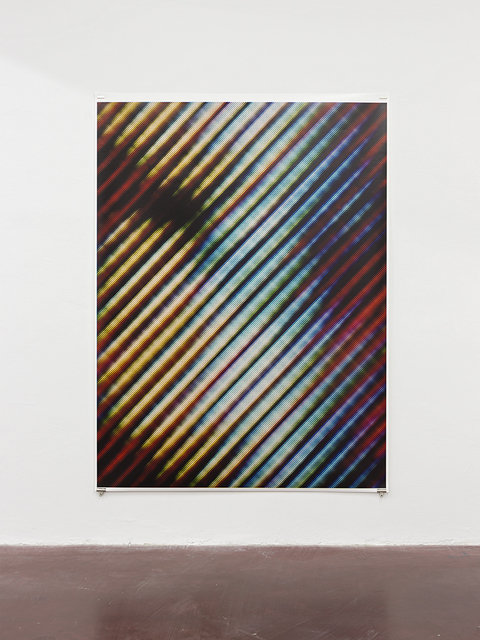 , 'Blinds [VI],' 2015, Dvir Gallery