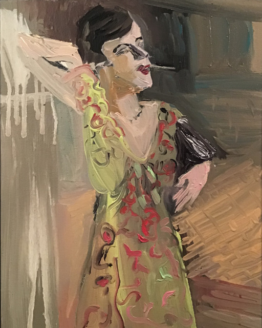 Claudia Baez, 'Brassai Novice- Prostitute Place d' ltalie c. 1931', 2019, Denise Bibro Fine Art