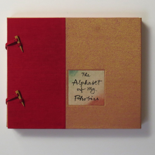 , 'The Alphabet of my Phobias,' 2012, Seager Gray Gallery