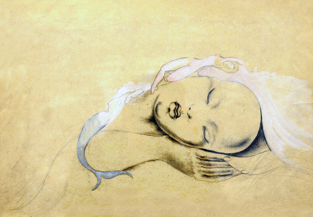 , 'Dream,' ca. 1938, Nasui Collection & Gallery