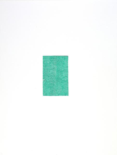 , 'praise poems II  (5/12),' 2018, Galerie Krinzinger