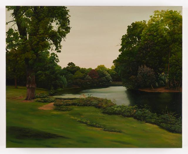 , 'Victoria Park 12,' 2016, UNION Gallery