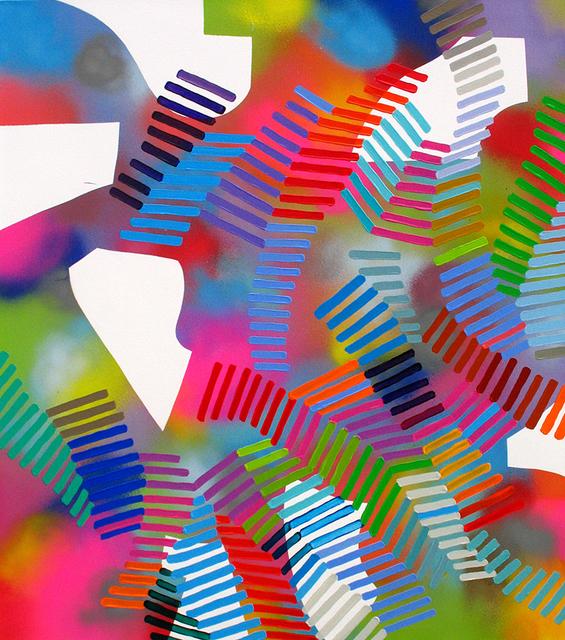 , 'Negotiation 2,' 2014, Kathryn Markel Fine Arts