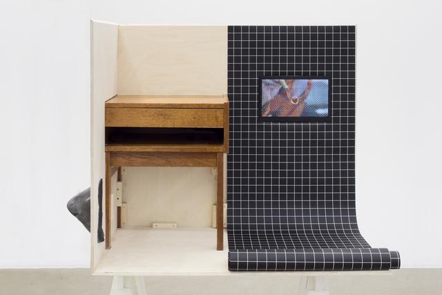 , 'The Square Elephant,' 2017, Galerie Anhava