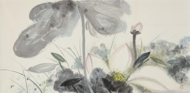 , 'Lotus (MA-017),' 1996, Erik Thomsen