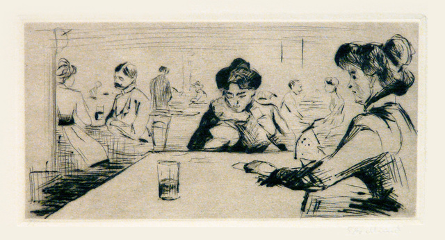 , 'Hopfenblüte,' 1902, John Szoke