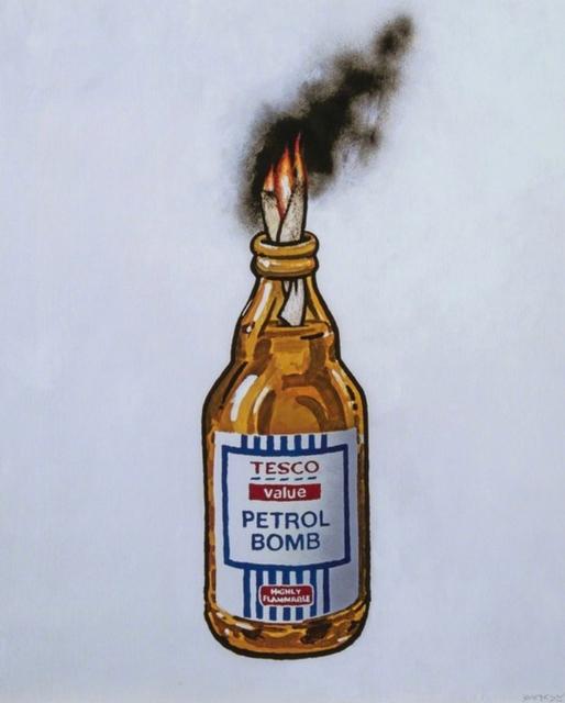 Banksy, 'Tesco Value Petrol Bomb', 2011, Stowe Gallery