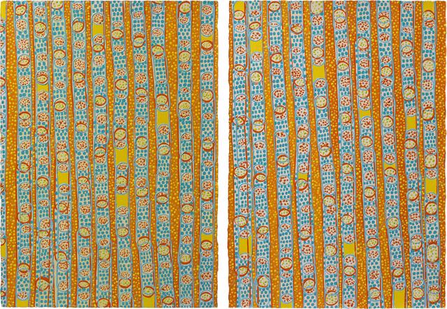 Diane Ayott, 'Long Questions', 2009, Kathryn Markel Fine Arts