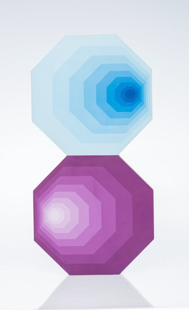 Victor Vasarely, 'Okto-duo', Heritage Auctions