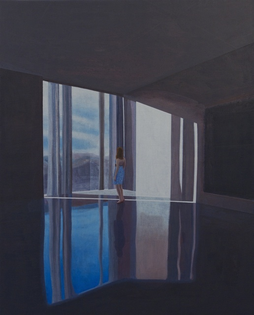 , 'Window on the West,' 2015, NK Gallery