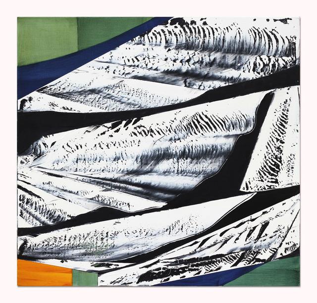 , 'Black Mountain MK 11,' 2014, Sundaram Tagore Gallery