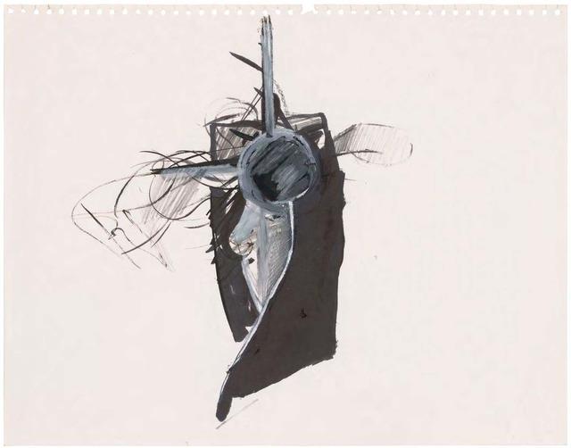 , 'Untitled (Tripod series),' 1976, galerie frank elbaz