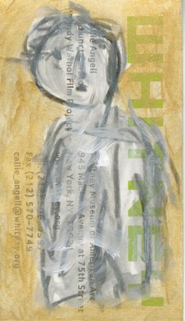 , 'Elsie De Wolfe,' 2015, Rod Bianco Gallery