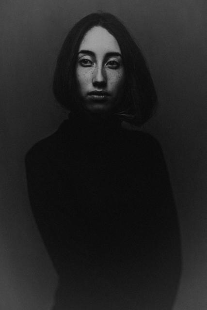 Jitske Schols, 'Sora in Black', 2016, Caroline O'Breen