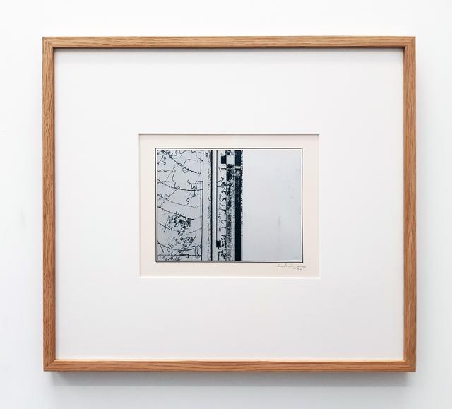 Lars Fredrikson, 'Fax', 1980, In Situ - Fabienne Leclerc